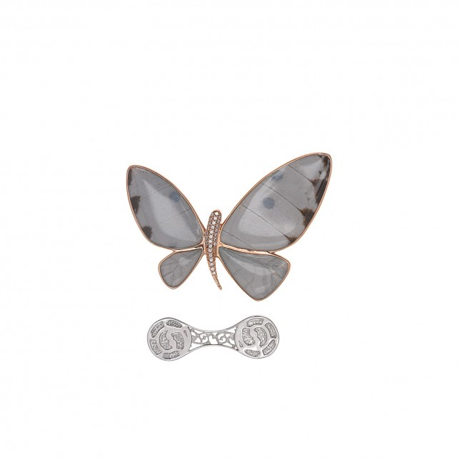 Broche SALVATORE PLATA